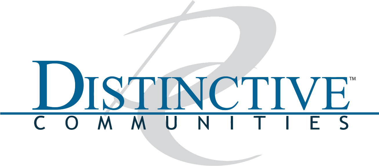 Distinctive communities logo