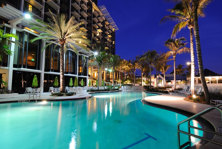 Amenities in Naples condos